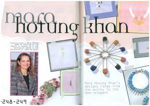 Couture 2007 Mara Hotung Khan