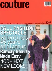 Couture 2007 Cover