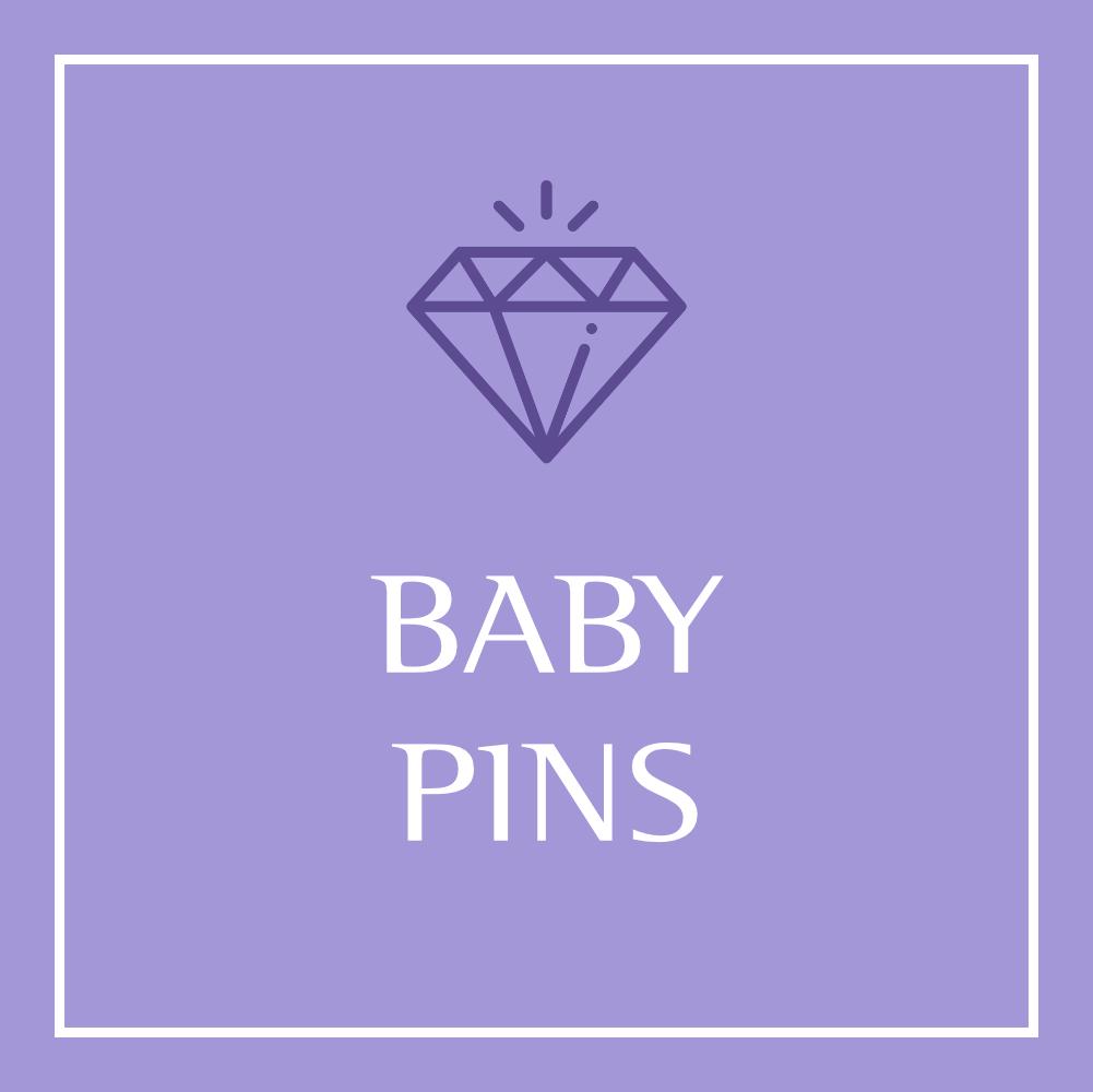 7 Baby Pins