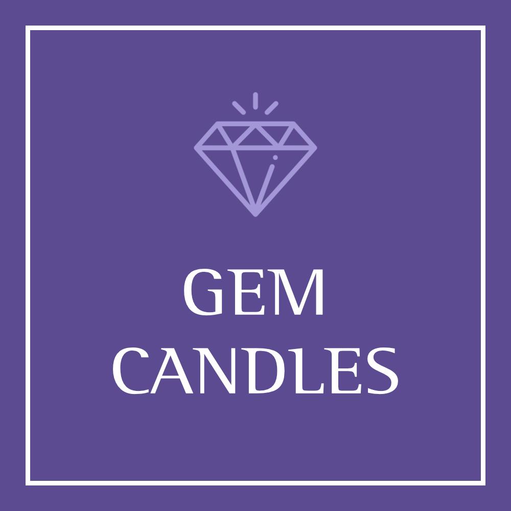 2 Gem Candles