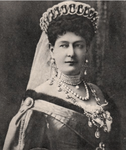 The Grand Duchess Maria Pavlovna of Romanov of Russia (The Elder) Photo obtained from Pinterest