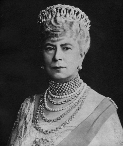 Queen Mary of Teck, Queen Consort of George V Photo: The Print Collector/Getty Images