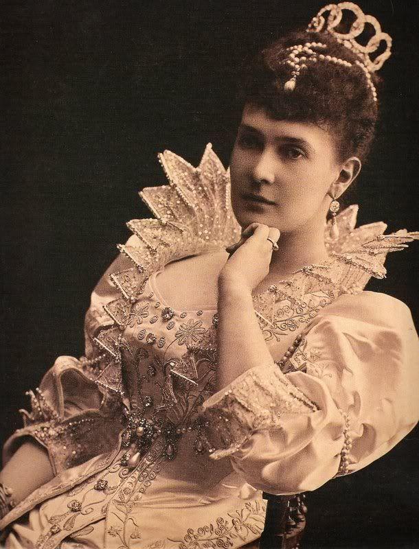 The Grand Duchess Maria Pavlovna of Romanov of Russia (The Elder) Photo: Wikipedia