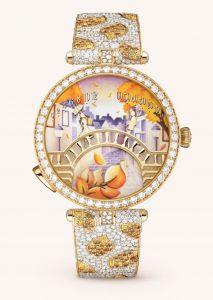 Garnet watch