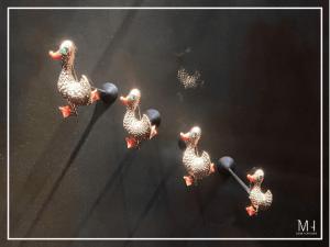 Van Cleef & Arpels Collection Ducks