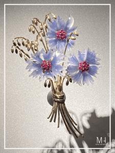 Van Cleef & Arpels Collection Flower clip