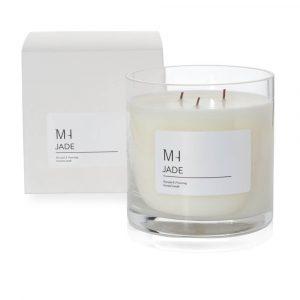 luxury jade candle