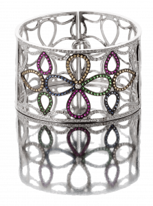 Christmas bangle by Gem Voyager