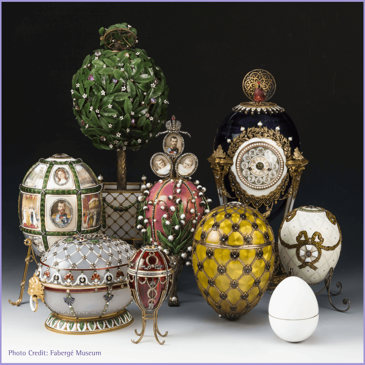 Fabergé Egg Collection