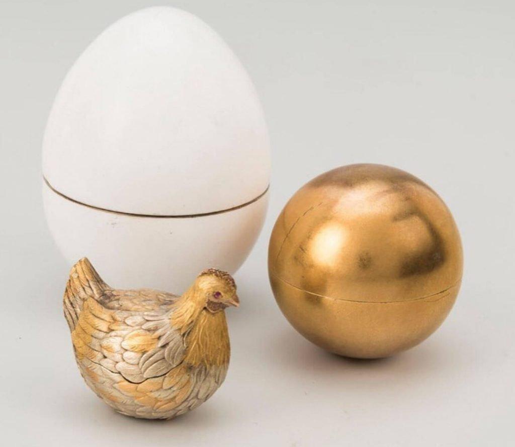 Fabergé Hen Egg
